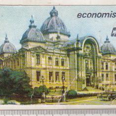 bnk cld Calendar de buzunar 1966 - CEC