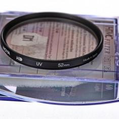 Filtru 52mm UV HD Hoya Made In Japan - Filtru foto, 50-60 mm