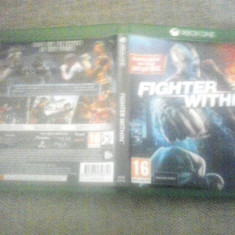 Fighter Within - Joc XBOX ONE - Jocuri Xbox One, Actiune, 16+, Multiplayer