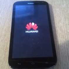 SMARTPHONE HUAWEI ASCEND G610 DEFECT - Telefon Huawei, Negru, 4GB, Dual SIM, Quad core, 1 GB