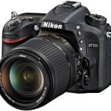 Kit aparat foto digital Nikon D7100 (cu obiectiv de 18-140mm VR)