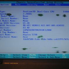 Placa de baza laptop ACER ASPIRE 5738 ZG, functionala, BONUS RACIREA, Altul, DDR 3