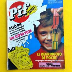 REVISTA PIF Gadget Nr.510 putin uzata - Reviste benzi desenate