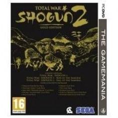 Sega Joc software Total War: Shogun II Gold Edition PC