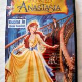 ANASTASIA [1997] (ORIGINAL, SIGILAT, ROMÂNĂ)