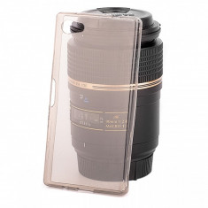 Husa silicon TPU Sony Xperia Z5 Compact Ultra Slim gri - Husa Tableta