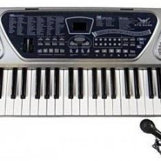 Orga electronica cu Mp3 si microfon, 54 clape