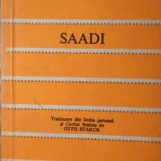 Bustan (livada) - Saadi, 387500 - Carte poezie