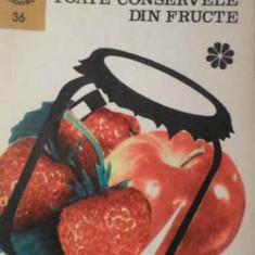 Imi Reusesc Toate Conservele Din Fructe - Ecaterina Teisanu, 387452 - Carte Retete culinare internationale