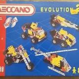 Joc mecano de constructie diferite vehicule - Jocuri Seturi constructie MECCANO