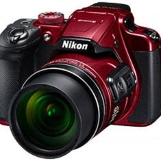 Aparat foto Nikon Coolpix B700, roşu - Aparat Foto compact Nikon