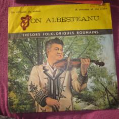 Vinil ion albesteanu - Muzica Lautareasca electrecord