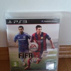 PS3 Fifa 15 - joc original by WADDER - Jocuri PS3 Electronic Arts, Sporturi, 3+, Multiplayer