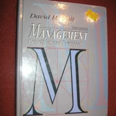 David H. Holt - Management - Principles and Practices - Carte Management