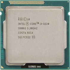 Procesor socket 1155 Intel Ivy Bridge, Core i3 3220 3.3GHz +cooler - Procesor PC Intel, Intel Core i3, Numar nuclee: 2, Peste 3.0 GHz