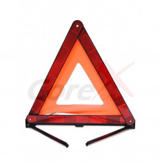 Triunghi reflectorizant - Trusa auto prim ajutor