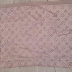 Esarfa/Fular Louis Vuitton - Fular Dama Louis Vuitton, Culoare: Roz