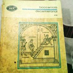 Boccaccio - Decameronul, 525 pagini, 10 lei