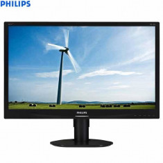 Monitor Philips V-line 231S4QCB 23'' LED FHD, D-Sub, DVI-D, VESA