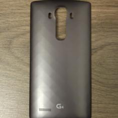 Capac spate gri pentru LG G4 cu suport NFC - Capac baterie