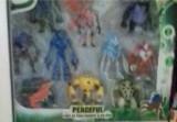 Set 10 figurine  Ben 10