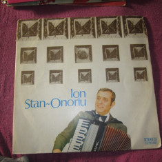 Vinil ion stan onoriu acordeon arata nou - Muzica Lautareasca electrecord