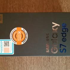 Samsung Galaxy S7 Edge - Telefon Samsung, Auriu, 32GB, Neblocat, Single SIM