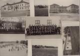 Scoala artilerie Timisoara, fotografii perioada interbelica