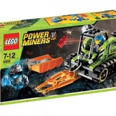 LEGO - Power Miners Granite Grinder # 8958 (se poate combina cu # 8960), 10-14 ani