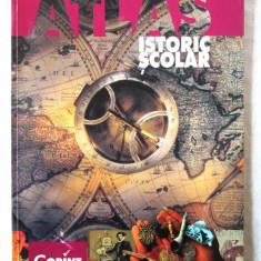 """ATLAS ISTORIC SCOLAR"", Vol. I, Iancu Motu, 1998. Nou, Alta editura"