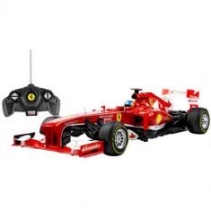Masinuta Rastar Ferrari F1 cu Telecomanda 1:18