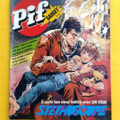 REVISTA PIF Gadget Nr.515 - Reviste benzi desenate