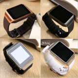 Ceas SmartWatch, Telefon SIM GSM DZ09, NOI in Cutii!CADOU PERFECT!Factura Garantie, Otel inoxidabil, Android Wear, Apple Watch