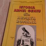 Istoria armei geniu-Petre zaharia, Emanoil ene, Florea Pavlov - Istorie