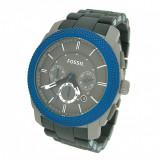 Ceas original Fossil FS4659 nou cu eticheta - Ceas barbatesc Fossil, Fashion, Quartz, Inox, Cauciuc, Cronograf