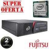Fujitsu ESPRIMO E720 Intel Core i5-4590 | 8Gb DDR3 | 500 HDD SATA | DVD - Sisteme desktop fara monitor Fujitsu, Intel 4th gen Core i5, Peste 3000 Mhz, 500-999 GB, LGA 1150