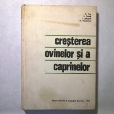 A. Pop, s.a. - Cresterea ovinelor si a caprinelor - Carti Agronomie