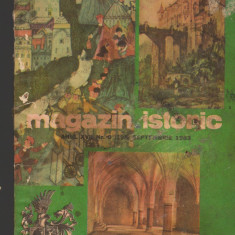 (C7129) MAGAZIN ISTORIC SEPTEMBRIE 1983 - Revista culturale