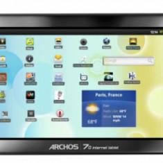 Tableta ARCHOS 70 INTERNET, Cortex A8 1.00 GHz, 8 GB, Android 2.1, 7 inch, Wi-Fi