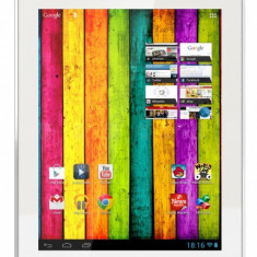 Tableta ARCHOS 80 TITANIUM, Dual Core Cortex A9 1.60 GHz, 1 GB RAM, 8 inch, Android 4.1 Jelly Bean, 8 Gb, Wi-Fi