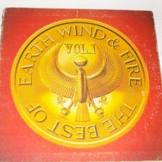 Disc vinil - THE BEST OF EARTH WIND & FIRE - Muzica Dance