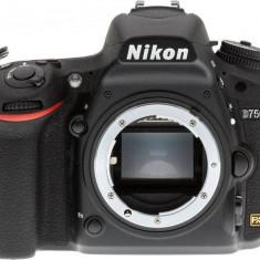 Body Nikon D750 DSLR - 3 ani garanție - DSLR Nikon, Body (doar corp), Peste 16 Mpx, Full HD