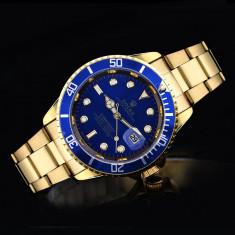 Ceas Rolex Luxury Edition Submariner - Ceas barbatesc Rolex, Elegant, Quartz, Inox, Data