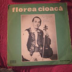 Vinil florea cioaca ca nou de colectie - Muzica Lautareasca electrecord
