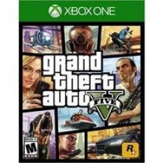 Joc software Grand Theft Auto V (En) Xbox One Rockstar Games