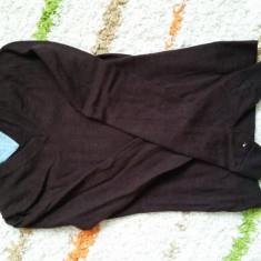 Bluza Tommy Hilfiger de fete S originala - Bluza dama Tommy Hilfiger, Marime: 36, Culoare: Maro, Maneca lunga
