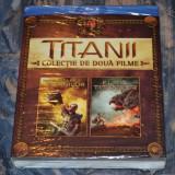Film - Clash Of The Titans & Wrath Of The Titans [2 Discuri Blu-Ray], Romana - Film SF Altele
