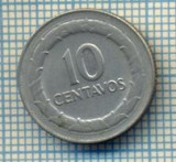 7156 MONEDA- COLUMBIA - 10 CENTAVOS -anul 1967 -starea care se vede, America Centrala si de Sud