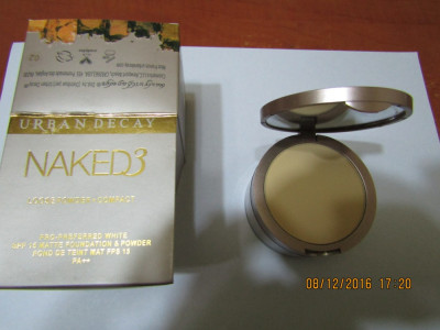 PUDRA  DUBLA NAKED  2IN1     ---SUPER PRET,SUPER CALITATE! foto