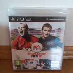PS3 Fifa 12 special edition Sigilat (exemplar de colectie) - joc orig by WADDER - Jocuri PS3 Electronic Arts, Sporturi, 3+, Multiplayer